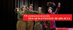 11 nominacions bratislava