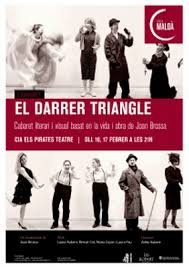 cartell darrer triangle